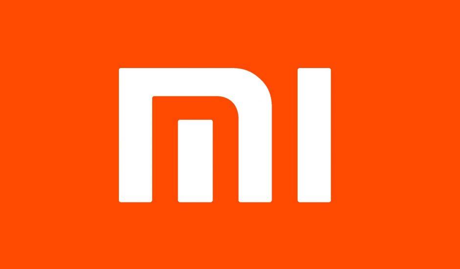 Le logo de Xiaomi.