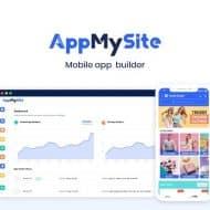 aperçu de l'outil AppMySite
