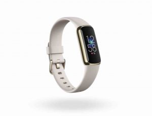 Aperçu de la nouvelle Fitbit Luxe.