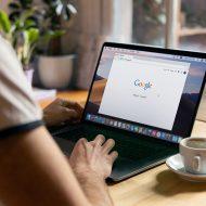 Google chrome intègre une fonctionnalité pour faciliter le partage de texte d'un site web.