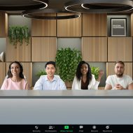 La nouvelle fonctionnalité de Zoom nommé Immersive View va rendre vos réunions plus vivantes.