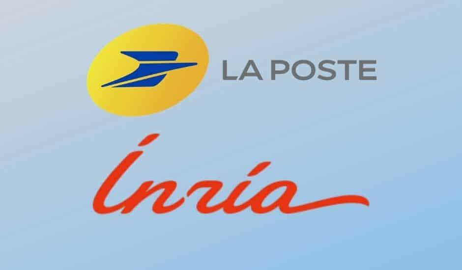 Partenariat entre La Poste et Inria
