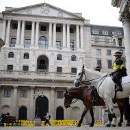 Aperçu de la Banque d'Angleterre.