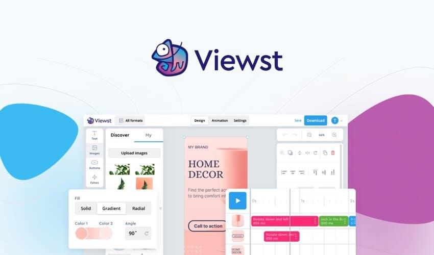 Viewst : un outil no-code pour créer des publicités de qualité !