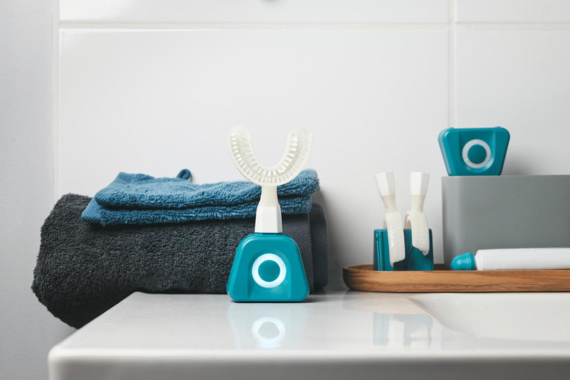 Y-Brush brosse à dents moins de 10 secondes