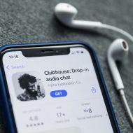 Clubhouse dans l'App Store
