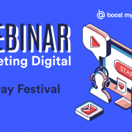 webinar sur le marketing digital organisé par boost my mail