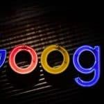 Le logo de Google.