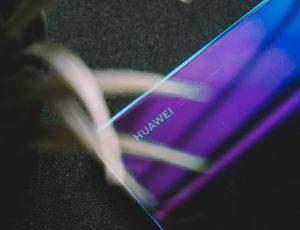Aperçu d'un smartphone Huawei.