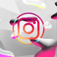 Illustration du logo d'Instagram.