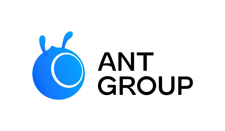 Le logo d'Ant Group