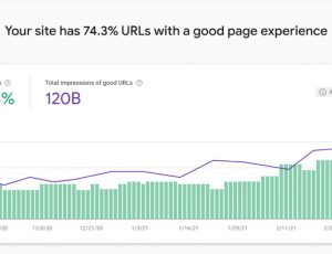 Un nouveau rapport est apparu dans la Search Console de Google