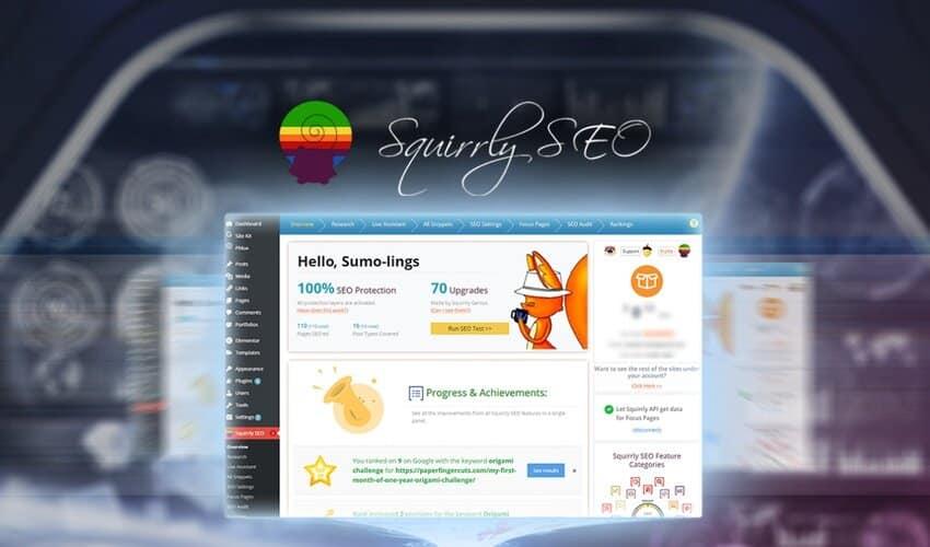 Squirrly SEO : un outil pour optimiser son site WordPress grâce à l'IA !