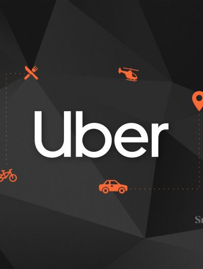 Illustration du logo d'Uber.