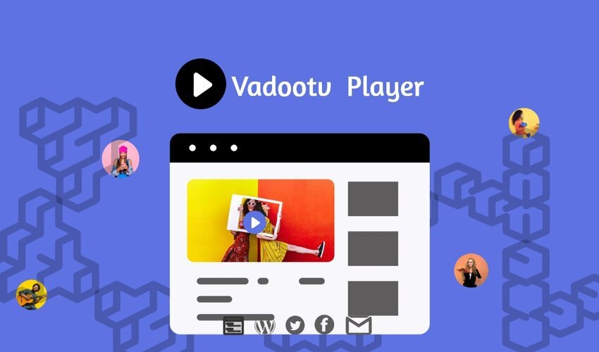 VadooTV Player aperçu