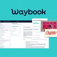 Waybook tableau de bord