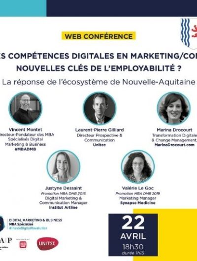 webinar marketing digital efap mbadmb bordeaux