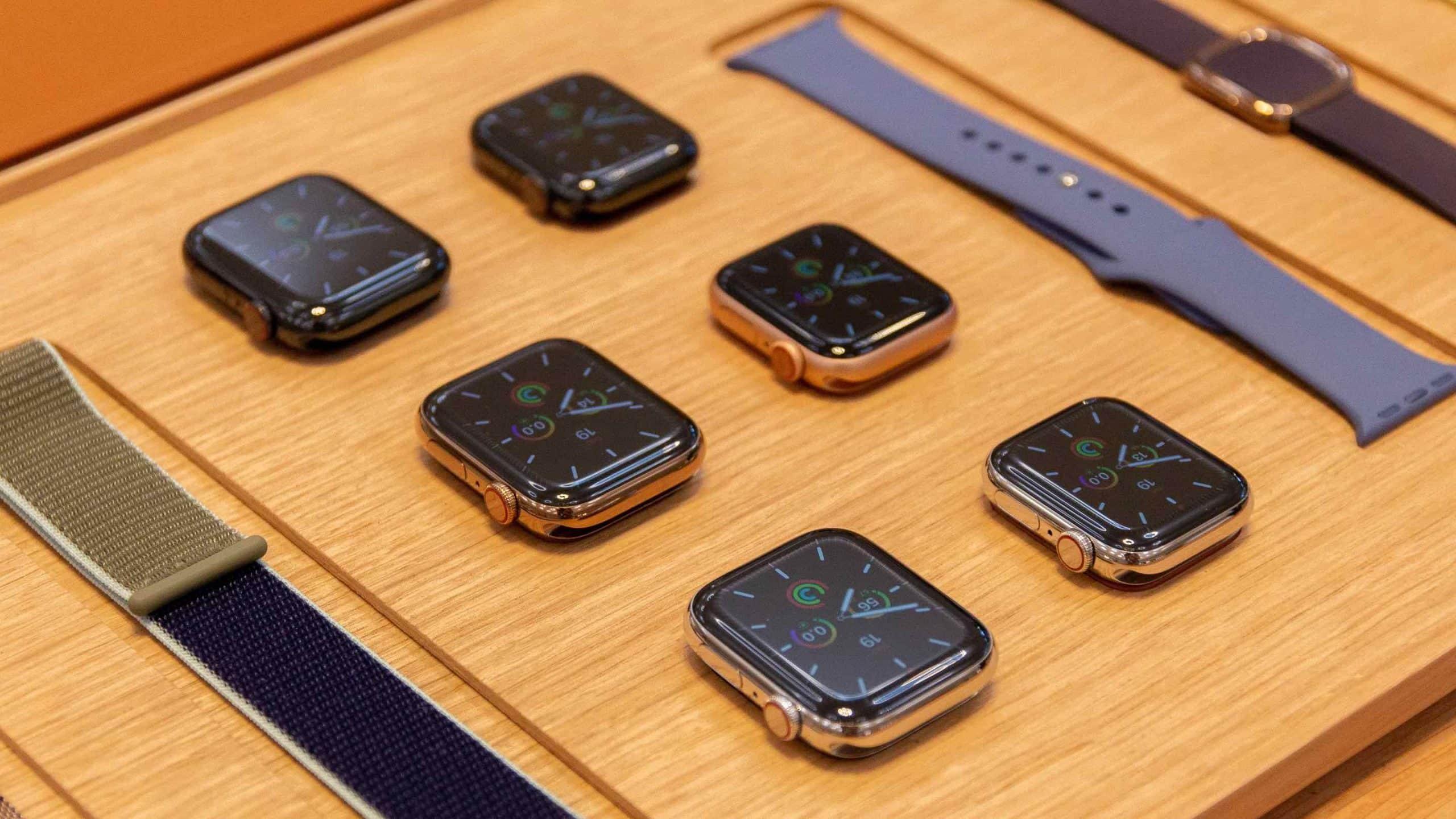 Les ventes de l'Apple Watch battent tous les records au cours du deuxième trimestre 2021