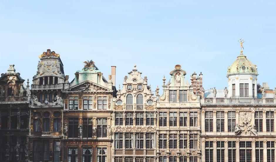 Aperçu de la ville de Bruxelles.