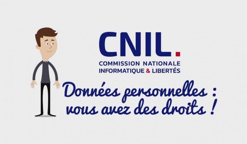 Logo de la CNIL. La CNIL a rendu un avis sur le passe sanitaire