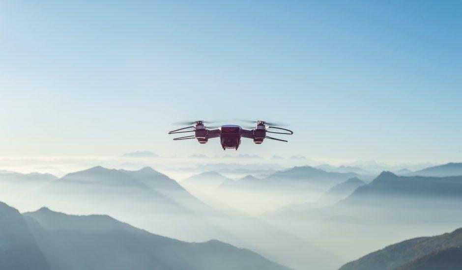 Aperçu d'un drone.