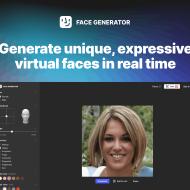 Face Generator aperçu