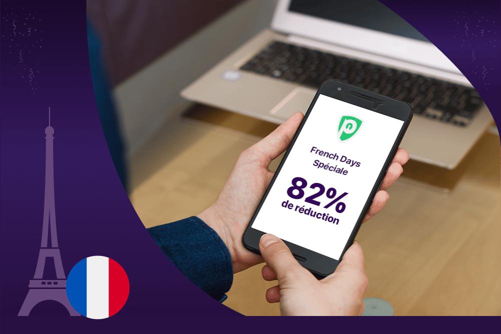 offre vpn intéressante french days 2021