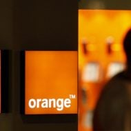 Aperçu d'une boutique Orange.