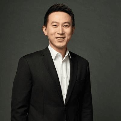 Shou Zi Chew CFO de ByteDance et CEO de TikTok