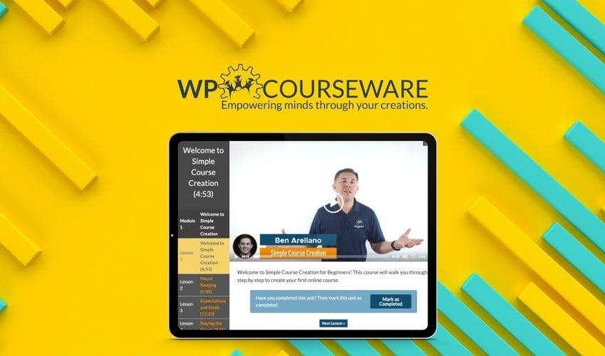 WP Courseware présentation