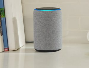 enceinte connectée alexa d'amazon