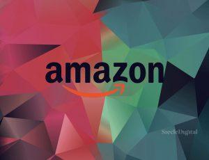 Illustration du logo Amazon. Amazon a consacré 700 millions de dollars et 10000 salariés pour lutter contre les contrefaçons.