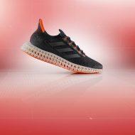 Une basket Adidas imprimée en 3D.