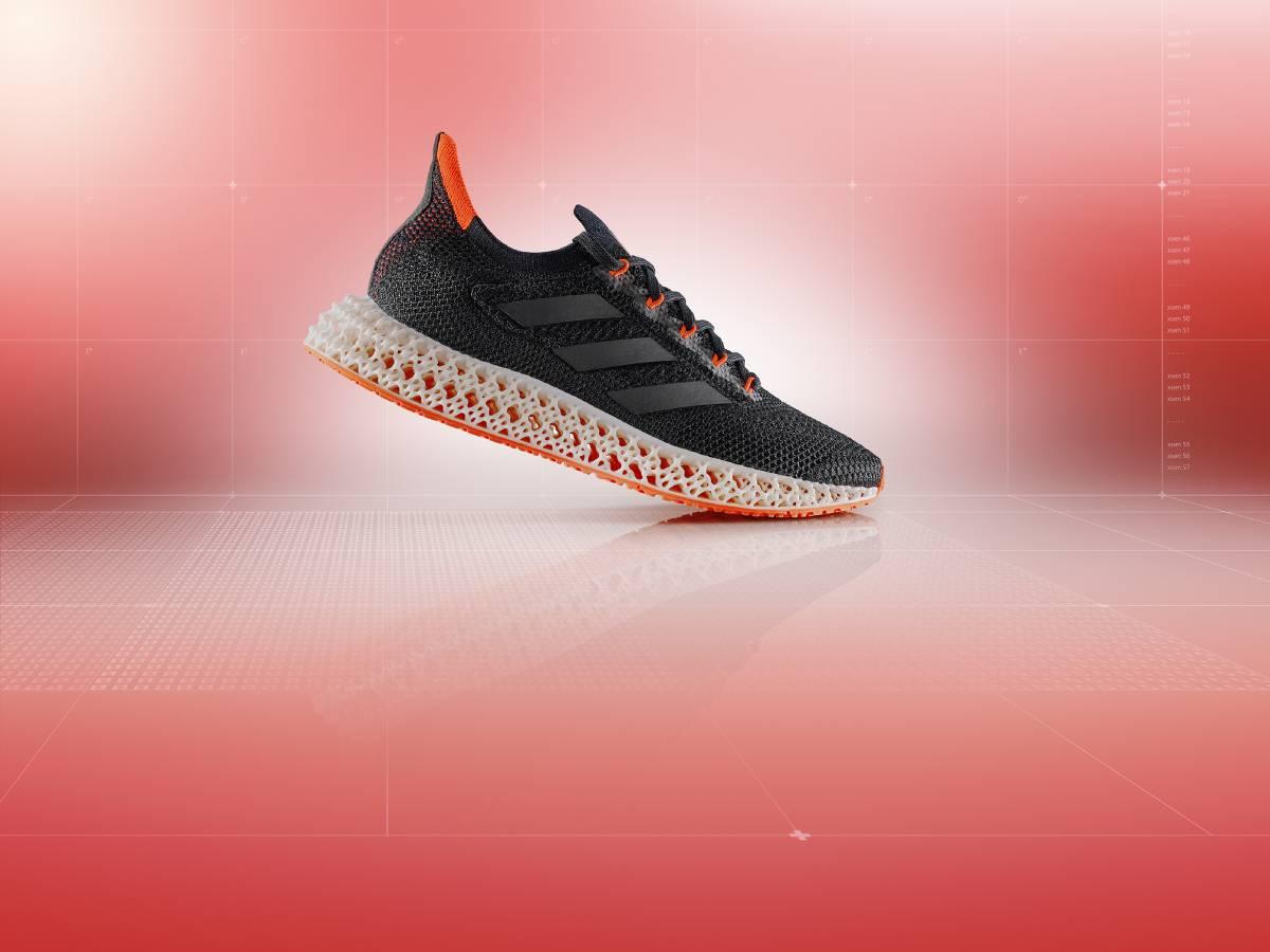 Adidas dévoile la 4DFWD, une basket imprimée en 3D spécifiquement pensée pour le running