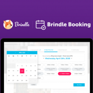 présentation Brindle Booking