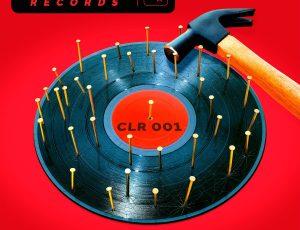 pochette du premier album produit par le label de rockstar games