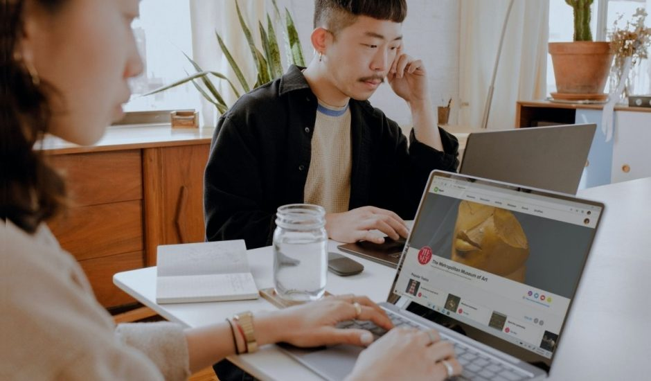 des salariés d'une Digital Native Vertical Brand