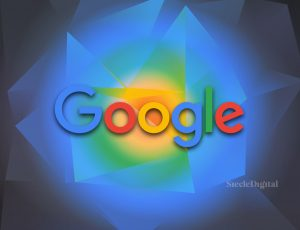 Une illustration du logo de Google.