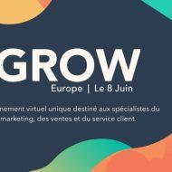 grow europe événément HubSpot croissance marketing