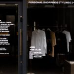 une vitrine de magasin
