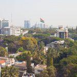 Photographie de la ville de Bangalore en Inde.