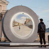 Le portail connecté installé en Lituanie.
