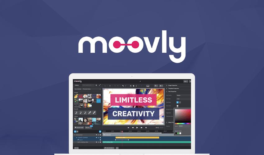 Moovly : un outil collaboratif pour créer des vidéos professionnelles à destination des réseaux sociaux