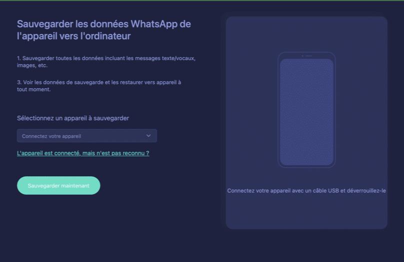 whatsapp software