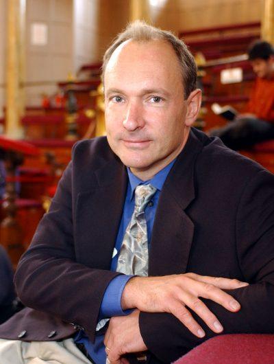 Photo de Tim Berners-Lee