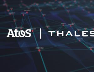 Illustration de l'alliance entre Atos et Thales.