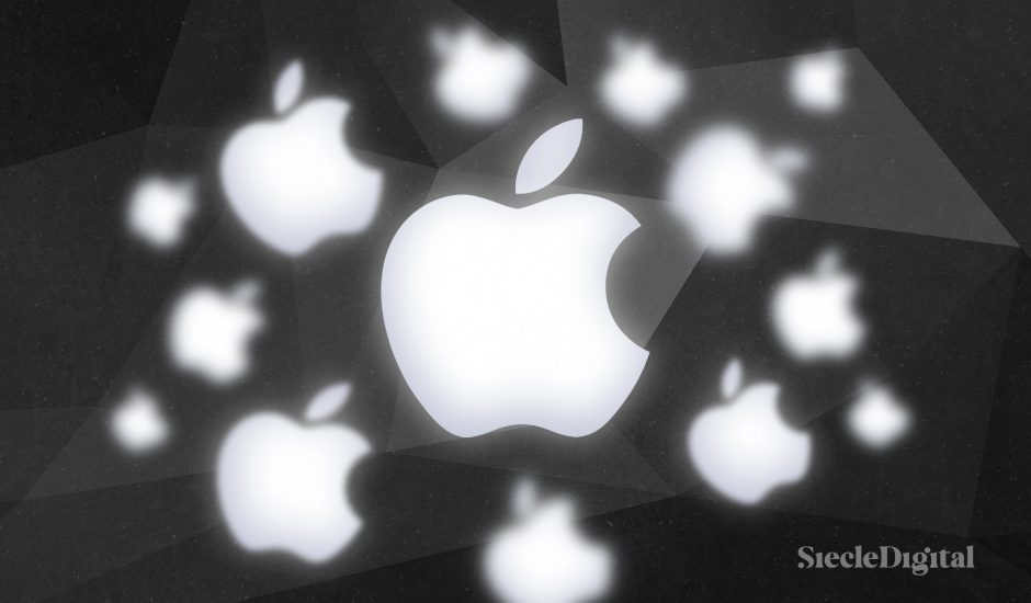 Image du logo Apple.