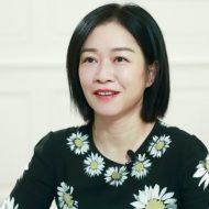 photo de Catherine Chen VP chez Huawei
