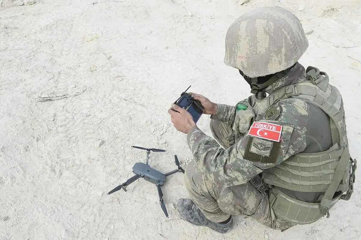 L'ONU affirme qu'un drone militaire aurait attaqué des humains sans en avoir reçu l'ordre