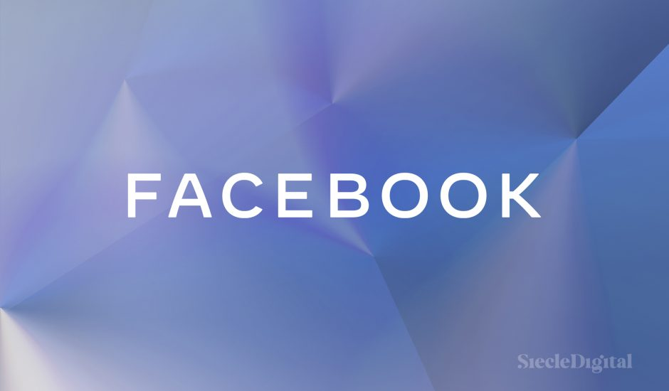Illustration du logo Facebook